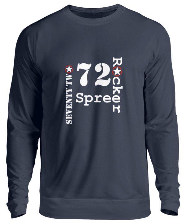 SpreeRocker Seventy Two weiss - Unisex Pullover-1698
