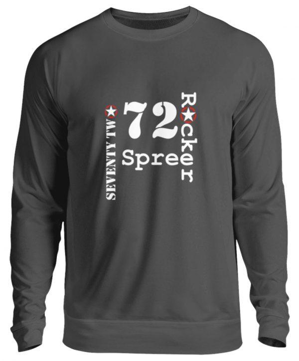 SpreeRocker Seventy Two weiss - Unisex Pullover-1768