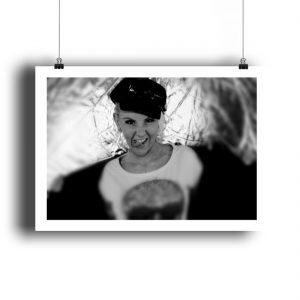 Poster Miss LinnLou - DIN A0 Poster (querformat)-3