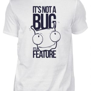 SpreeRocker Not A Bug - Herren Shirt-3