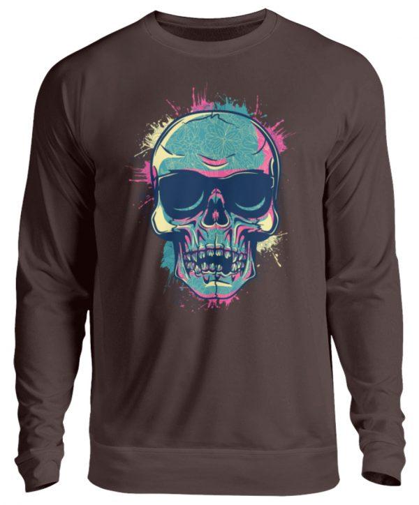 SpreeRocker Neon Skull - Unisex Pullover-1604