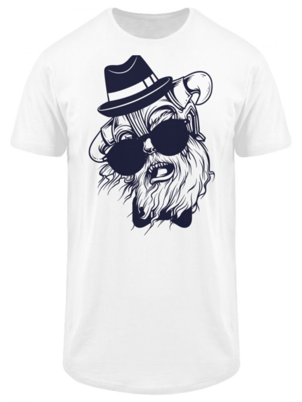 SpreeRocker Sunglass Monkey - Herren Long Tee-3