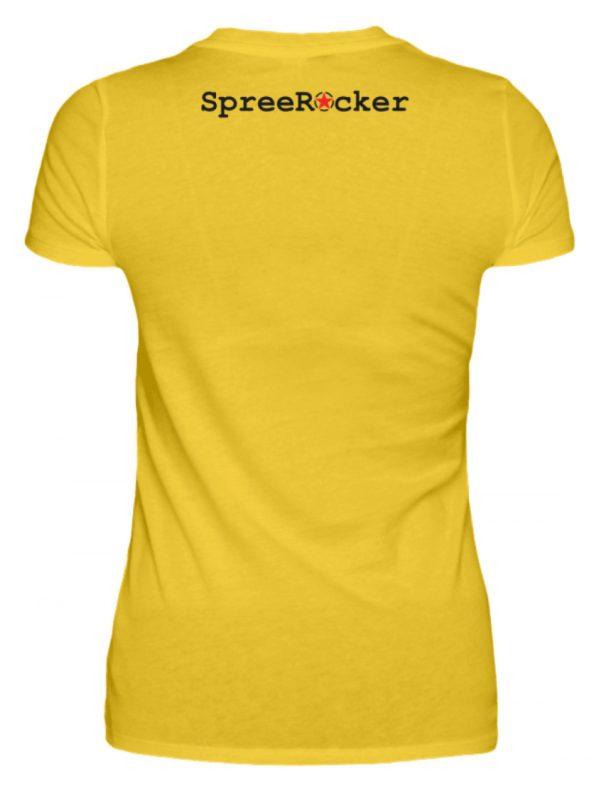 SpreeRocker Sunglass Monkey - Damenshirt-3201