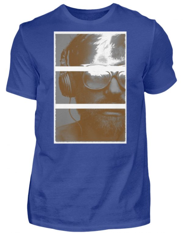 SpreeRocker Music Man - Herren Shirt-668
