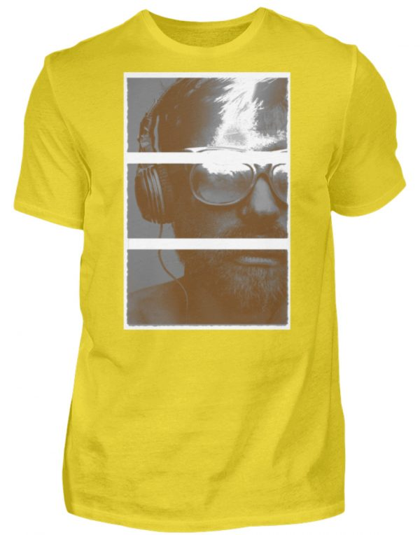 SpreeRocker Music Man - Herren Shirt-1102