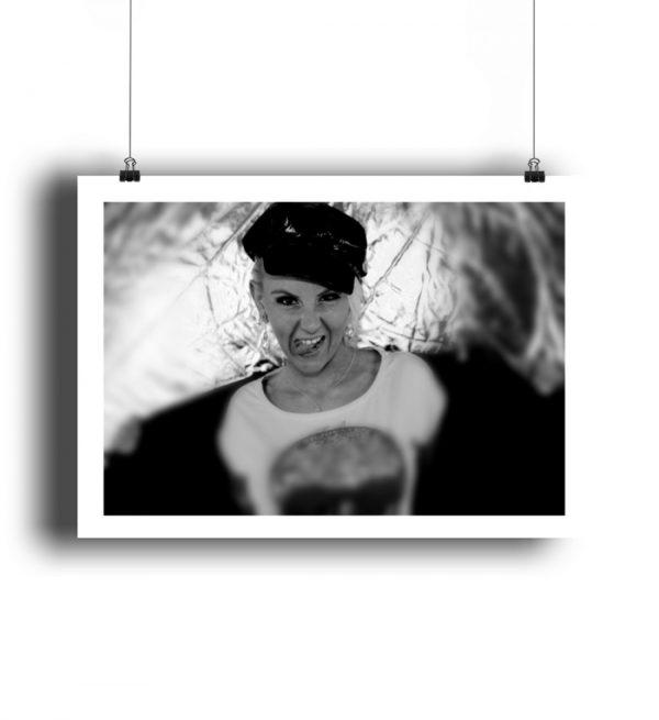 Poster Miss LinnLou - DIN A3 Poster (querformat)-3