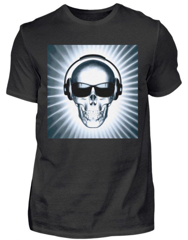 SpreeRocker Skull 1 - Herren Shirt-16
