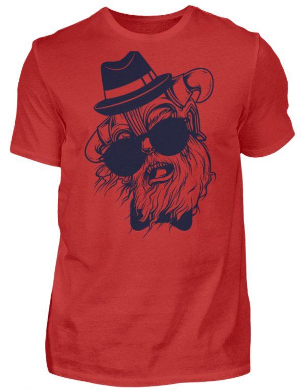 SpreeRocker Sunglass Monkey - Herren Shirt-4