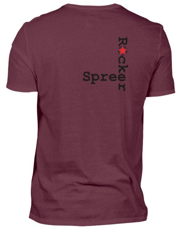 SpreeRocker Music Man - Herren Shirt-839