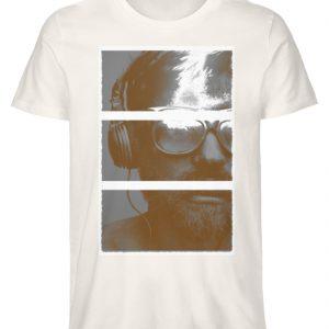 SpreeRocker Music Man - Herren Premium Organic Shirt-6881