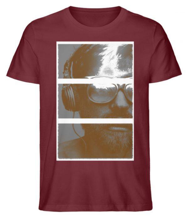 SpreeRocker Music Man - Herren Premium Organic Shirt-6883