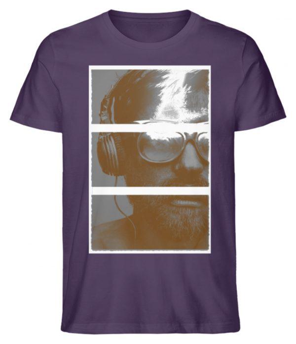 SpreeRocker Music Man - Herren Premium Organic Shirt-6884