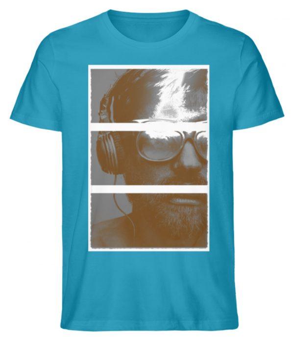 SpreeRocker Music Man - Herren Premium Organic Shirt-6885