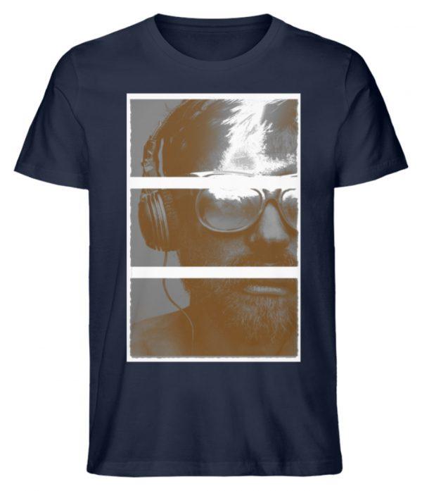 SpreeRocker Music Man - Herren Premium Organic Shirt-6887