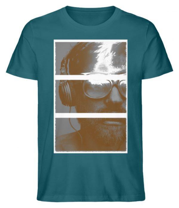 SpreeRocker Music Man - Herren Premium Organic Shirt-6889