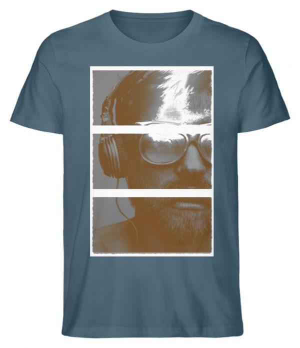 SpreeRocker Music Man - Herren Premium Organic Shirt-6895