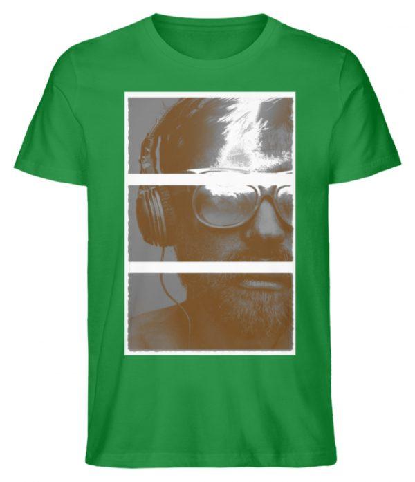 SpreeRocker Music Man - Herren Premium Organic Shirt-6890