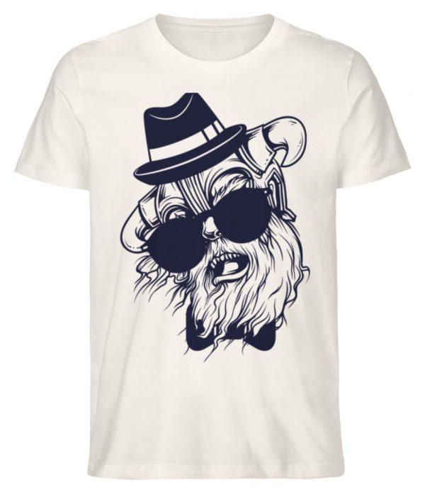 SpreeRocker Sunglass Monkey - Herren Premium Organic Shirt-6881