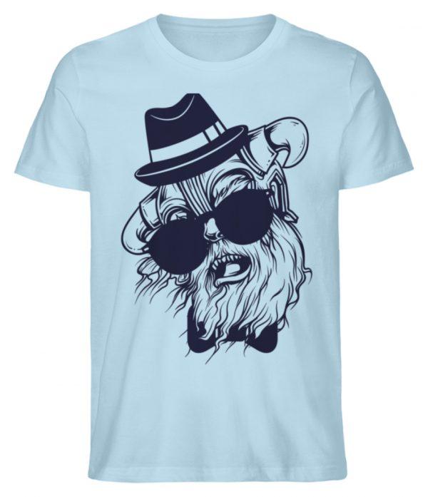 SpreeRocker Sunglass Monkey - Herren Premium Organic Shirt-6888