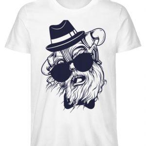 SpreeRocker Sunglass Monkey - Herren Premium Organic Shirt-3