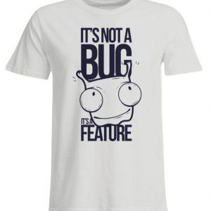 SpreeRocker Not A Bug - Übergrößenshirt-1053