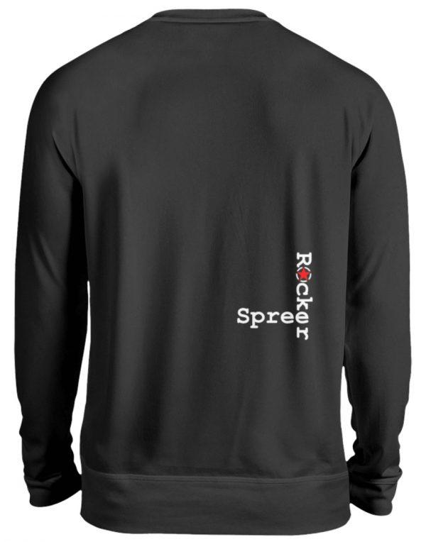 SpreeRocker Seventy Two weiss - Unisex Pullover-1624