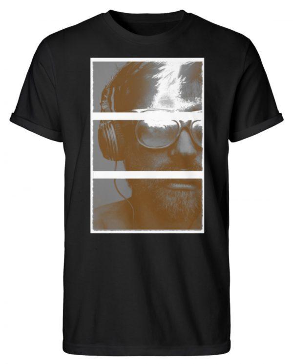 SpreeRocker Music Man - Herren RollUp Shirt-16