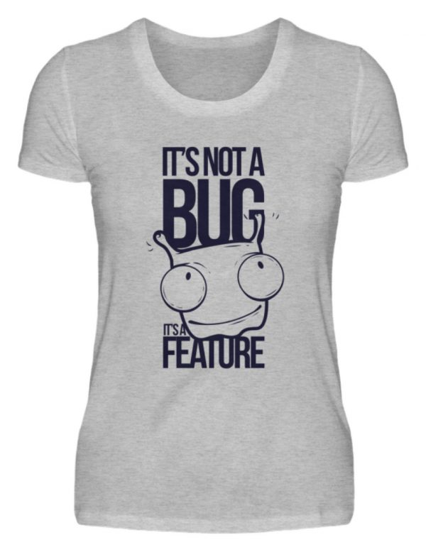 SpreeRocker Not A Bug - Damenshirt-17