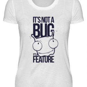 SpreeRocker Not A Bug - Damenshirt-3