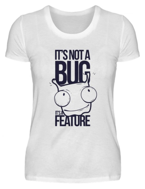 SpreeRocker Not A Bug - Damenshirt-3