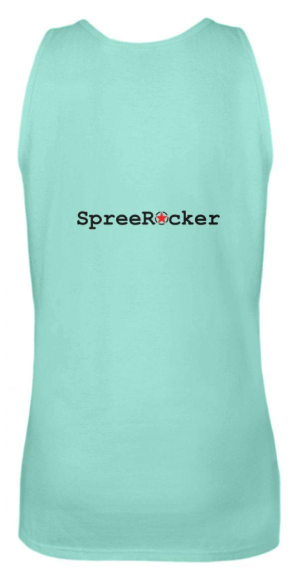 SpreeRocker Sunglass Monkey - Frauen Tanktop-657