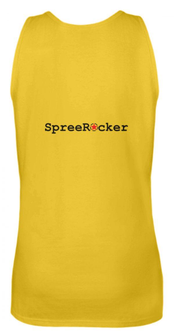 SpreeRocker Sunglass Monkey - Frauen Tanktop-3201