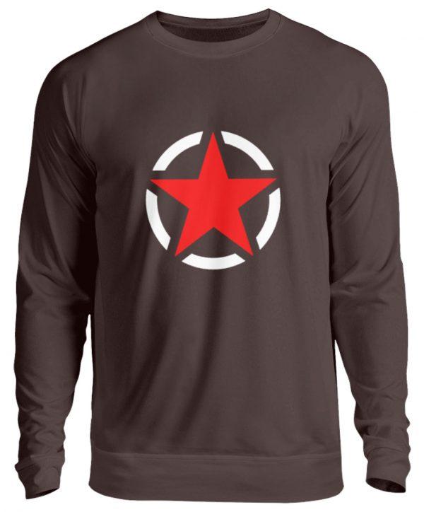 SpreeRocker Red + White Star - Unisex Pullover-1604
