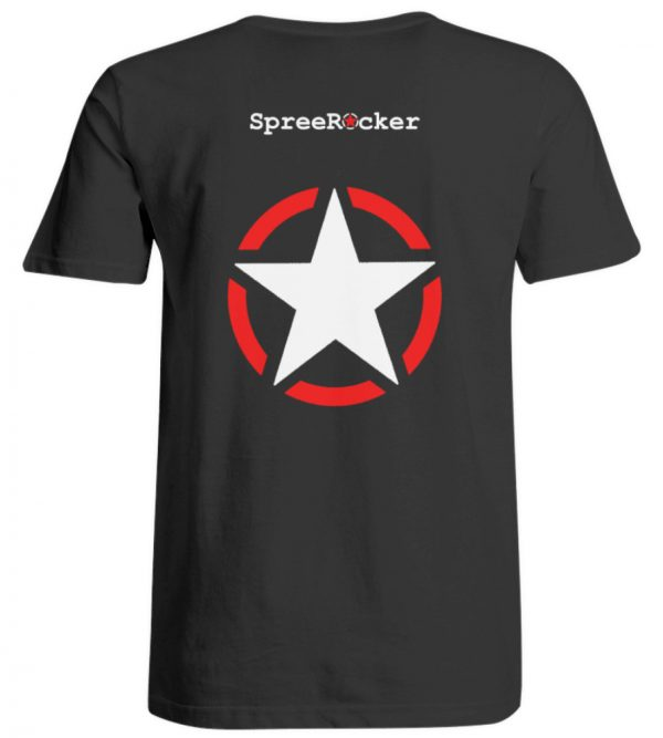SpreeRocker Skull 1 - Übergrößenshirt-639