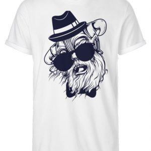 SpreeRocker Sunglass Monkey - Herren RollUp Shirt-3