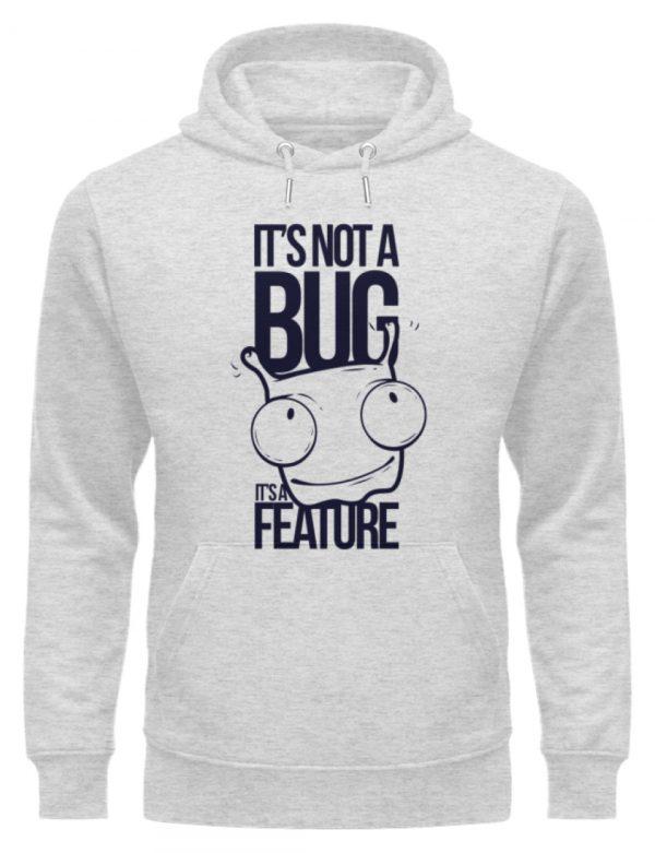 SpreeRocker Not A Bug - Unisex Organic Hoodie-6892