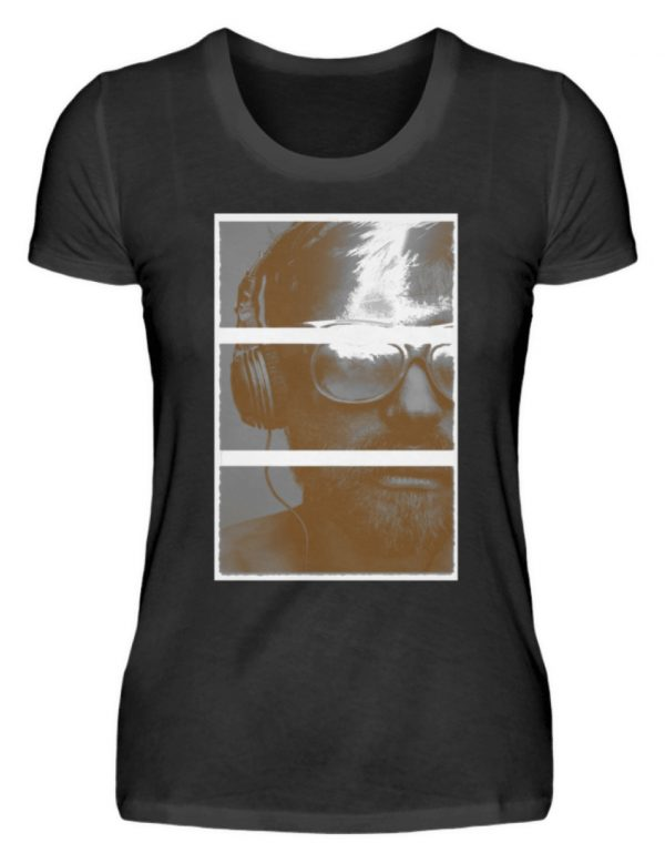 SpreeRocker Music Man - Damenshirt-16