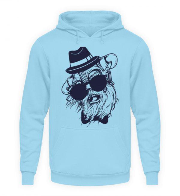 SpreeRocker Sunglass Monkey - Unisex Kapuzenpullover Hoodie-674