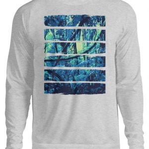 SpreeRocker Blue Jungle - Unisex Pullover-17