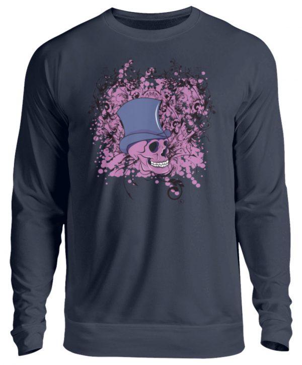 SpreeRocker Pink Skull - Unisex Pullover-1698