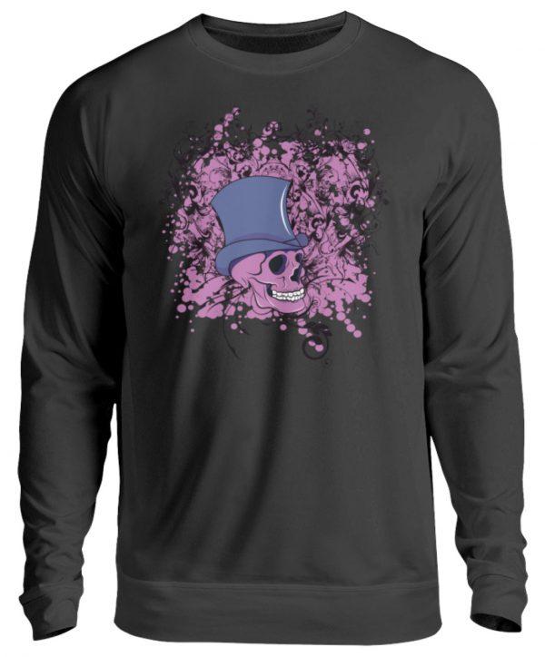 SpreeRocker Pink Skull - Unisex Pullover-1624