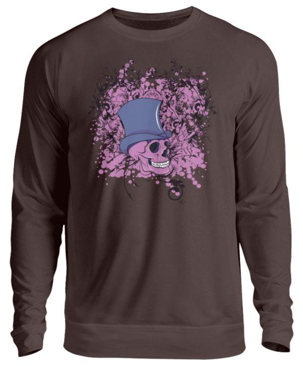 SpreeRocker Pink Skull - Unisex Pullover-1604