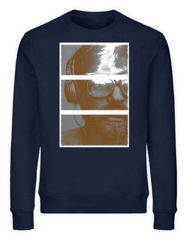SpreeRocker Music Man - Unisex Organic Sweatshirt-6887