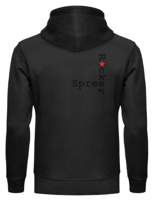 SpreeRocker Music Man - Unisex Organic Hoodie-16