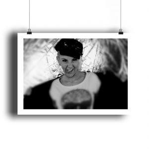 Poster Miss LinnLou - DIN A1 Poster (querformat)-3