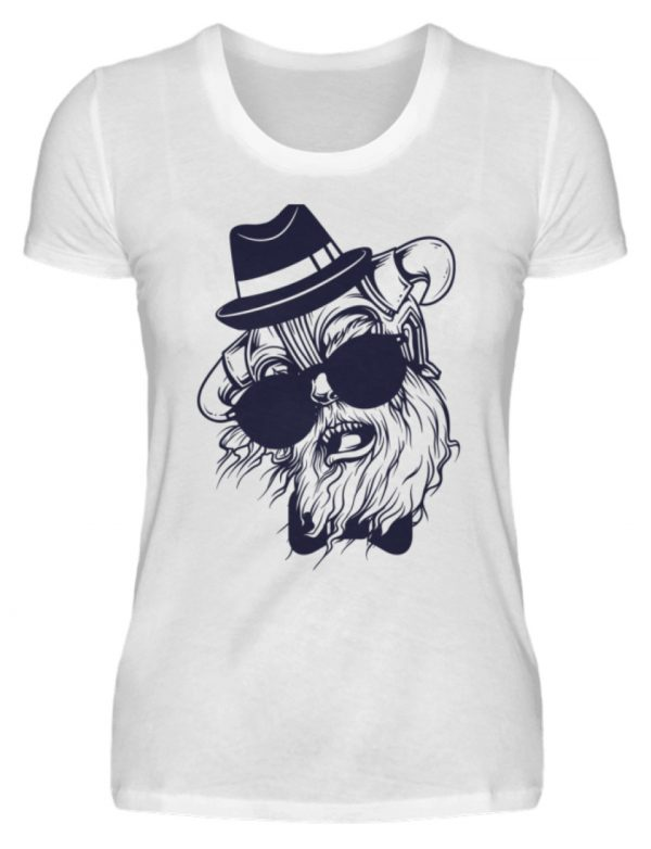 SpreeRocker Sunglass Monkey - Damenshirt-3
