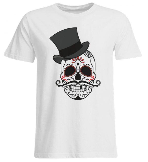 SpreeRocker Skull of Dead - Übergrößenshirt-3