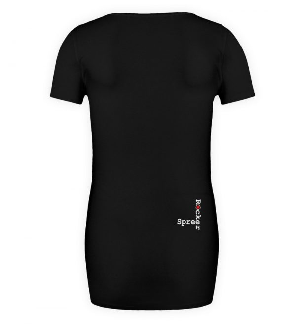 SpreeRocker Kiss - Schwangerschafts Shirt-16