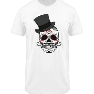 SpreeRocker Skull of Dead - Herren Long Tee-3