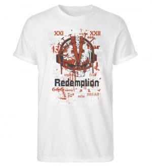SpreeRocker Redemption - Herren RollUp Shirt-3